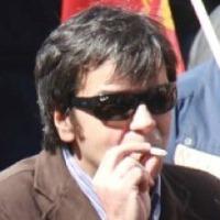 Paco Arnau (estaba sin gafas, por supuesto)