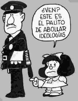 Mafalda-represion