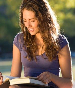Muchacha que lee